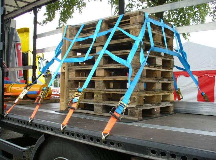 Bezpieczny przewóz, czyli jak prawidłowo mocować ładunki?