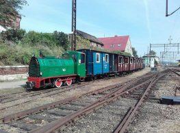 Kolejowy survival na szlaku WKP